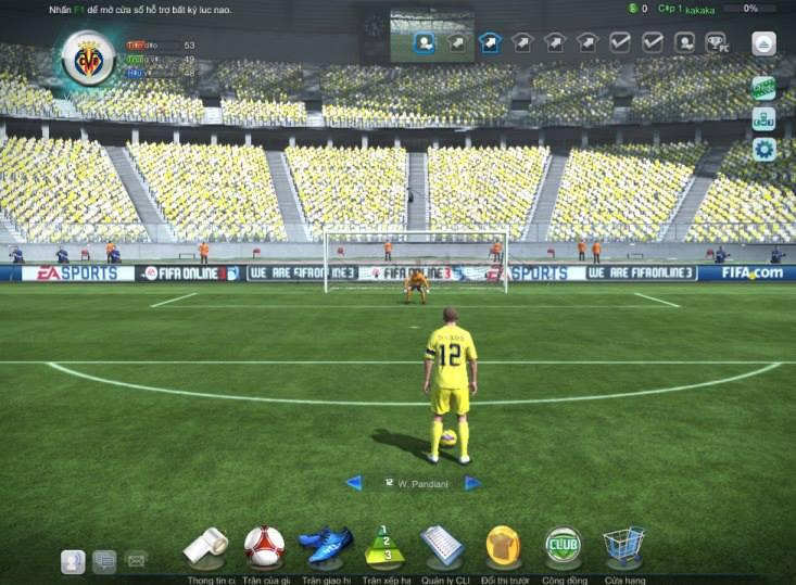 """Cách để bạn có thể """"sống vui, đá khỏe"""" trong FIFA Online 3"""
