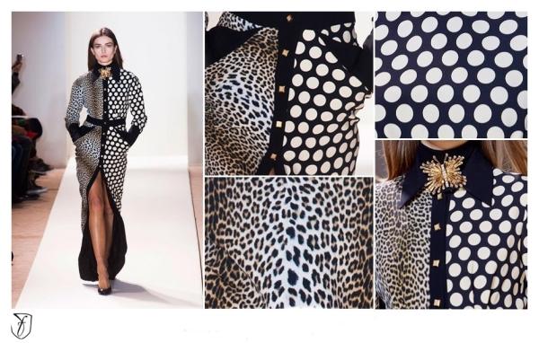 10 cách mix&match ấn tượng với trang phục in hoạ tiết - Hình 10