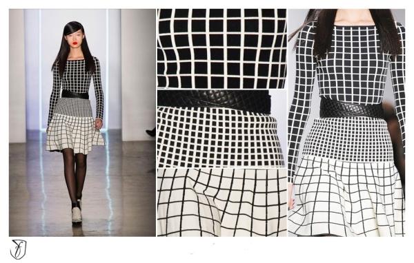 10 cách mix&match ấn tượng với trang phục in hoạ tiết - Hình 6