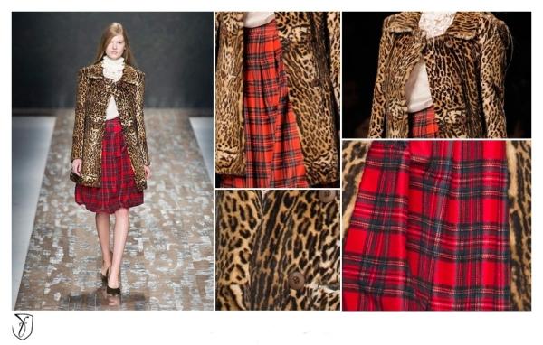 10 cách mix&match ấn tượng với trang phục in hoạ tiết - Hình 4