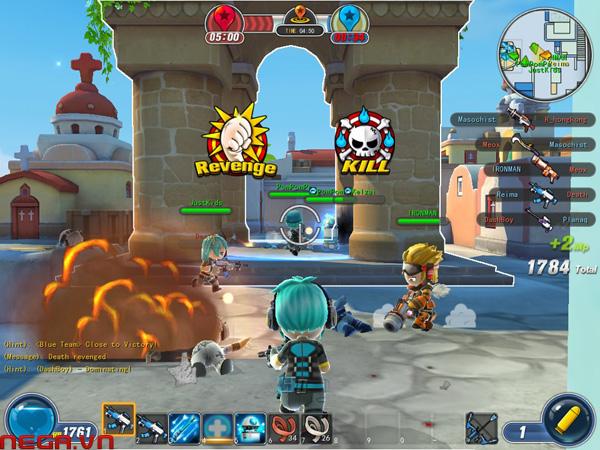 Các kiểu chơi trong Avatar Star tuy cũ mà hay - Hình 1