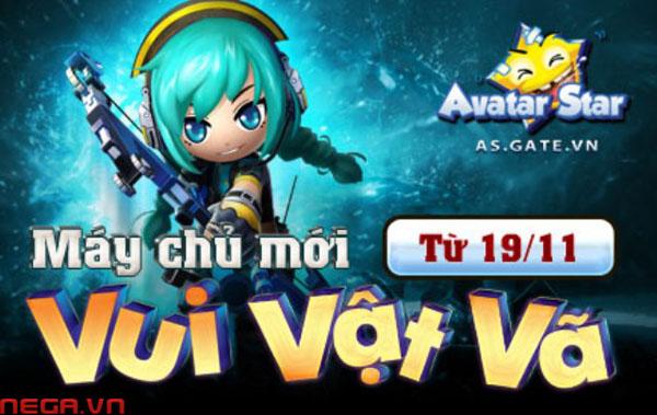 Avatar Star ra mắt máy chủ mới vì lượng người chơi khổng lồ - Hình 1