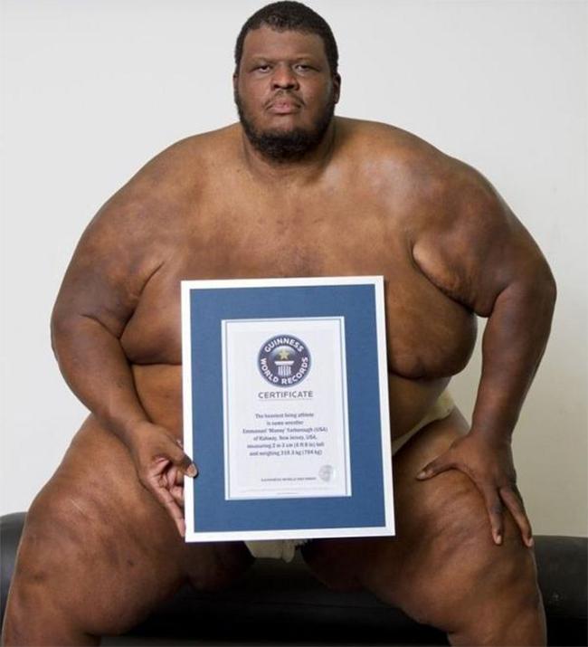 Những kỷ lục bự nhất của con người