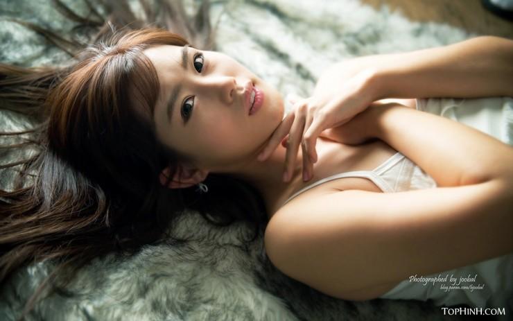 Ảnh girl xinh Song Ji Na Hàn Quốc cực hot - Hình 8