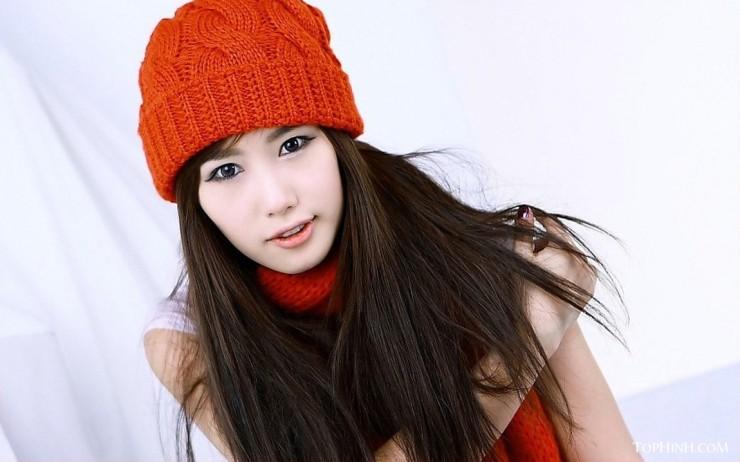 Ảnh girl xinh Song Ji Na Hàn Quốc cực hot - Hình 9