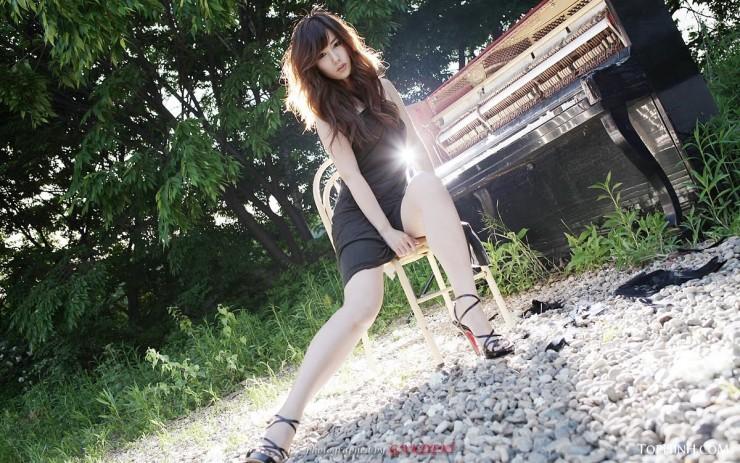 Ảnh girl xinh Song Ji Na Hàn Quốc cực hot - Hình 3