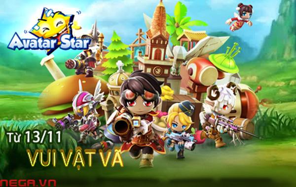 Avatar Star: 06 lý do cho 60 ngàn người chơi cùng thời điểm - Hình 1