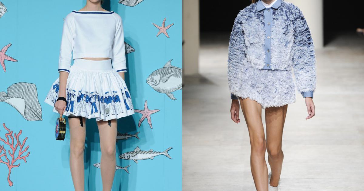 Chiêm ngưỡng hai BST của NTK gốc Việt tại Paris Fashion Week Spring 2014