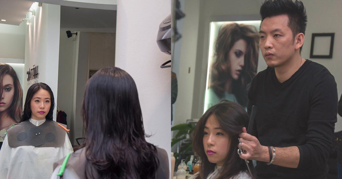 Makeover: Style Hàn Quốc cho ngày đông (P 1) - Làm đẹp