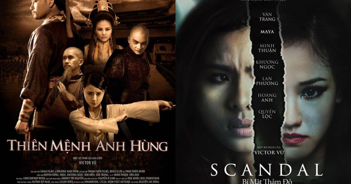 """Scandal"" tranh giải Cánh diều 2012"