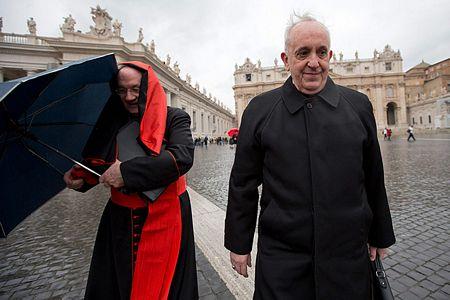 Cuộc đời tân Giáo hoàng Francis qua ảnh