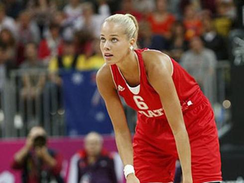 Nữ tuyển thủ bóng rổ tài sắc của Croatia - Hình 1