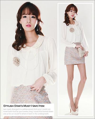 3 xu hướng màu sắc thời trang Hàn Quốc - Hình 1