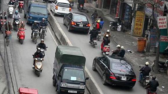 Thủ tục xin cấp giấy phép cho ô tô vào đường - phố cấm