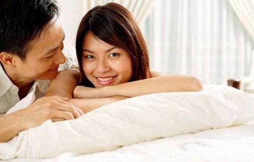 Uống nước tinh khiết của bạn trai, có thai? sex hay 4