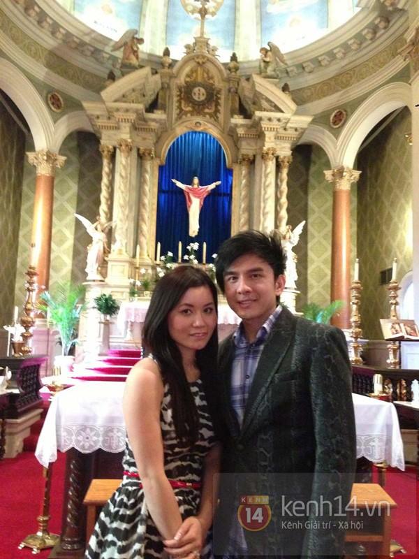 Vợ chồng Đan Trường chi 3 tỷ cho đám cưới
