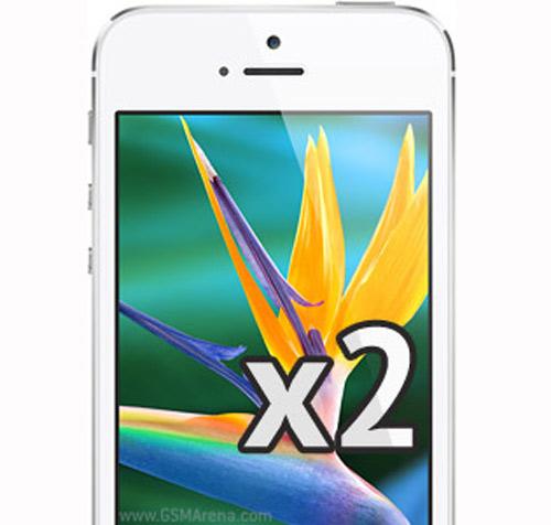iPhone 5S sẽ có điểm ảnh gấp đôi iPhone 5 - Hình 1