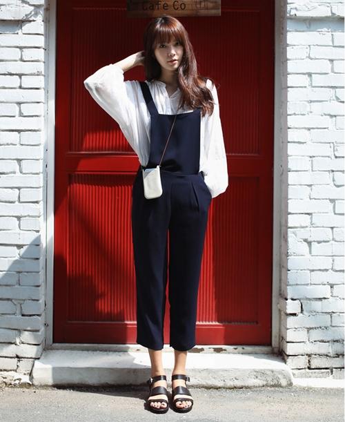 101 kiểu phối đồ cùng giày đế bệt phong cách như Jessica - SNSD