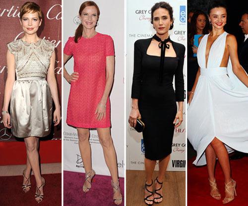 10 trang phục bá chủ thảm đỏ 2013 - Hình 4
