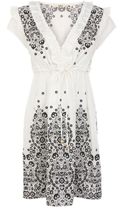 15 mẫu váy giải nhiệt mùa hè - Hình 11