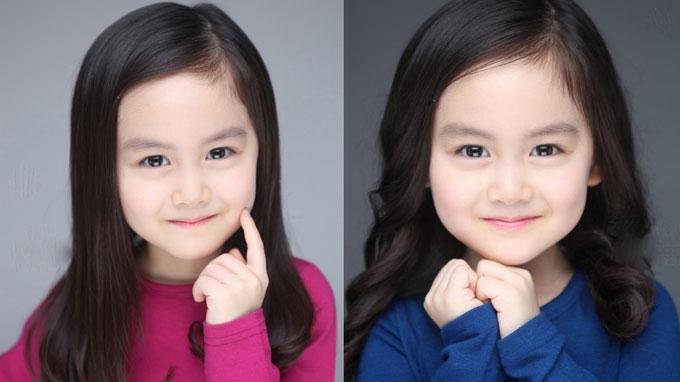 Gia Linh - thiên thần nhỏ gốc Việt trên truyền hình Hàn Quốc - Hình 1