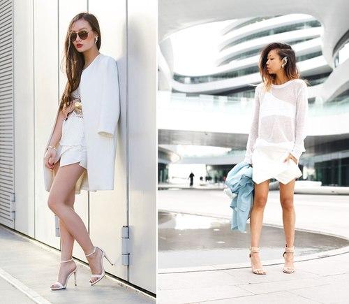 3 cách mix chuẩn với mốt quần lai váy skort - Hình 4