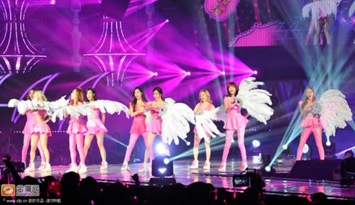 Lee Min Ho - SNSD khiến fan Đài Loan phát sốt