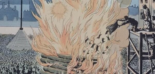 Những sở thích rợn tóc gáy của người dân thế kỷ 18, 19