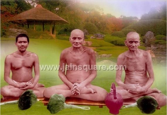 "Giáo phái ""khỏa thân"" ở Ấn Độ"