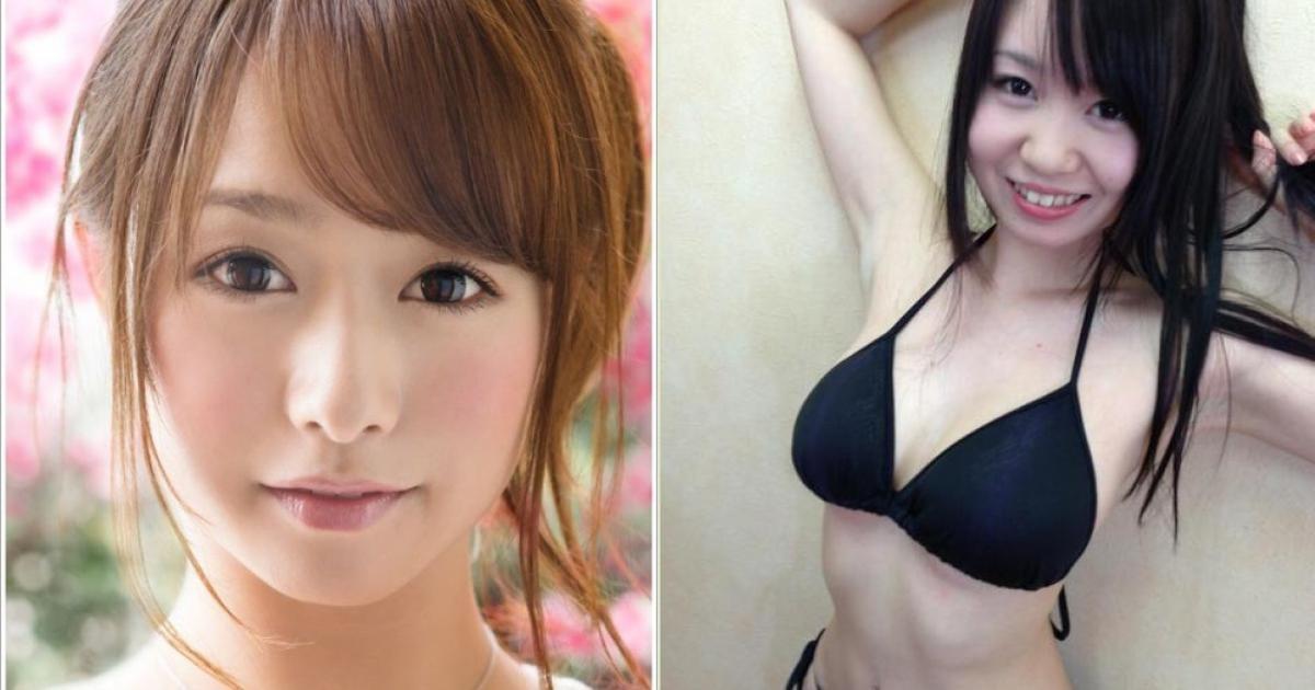 Top 10 sao nữ của làng 'phim người lớn' Nhật Bản