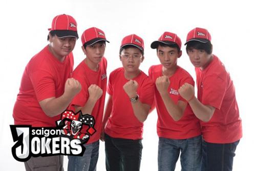 Đội tuyển LMHT Saigon Jokers - Một năm, một chặng đường