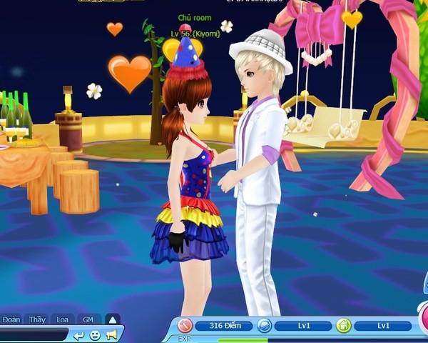 Đẹp để cua gái trong game nhảy 2U - Hình 5