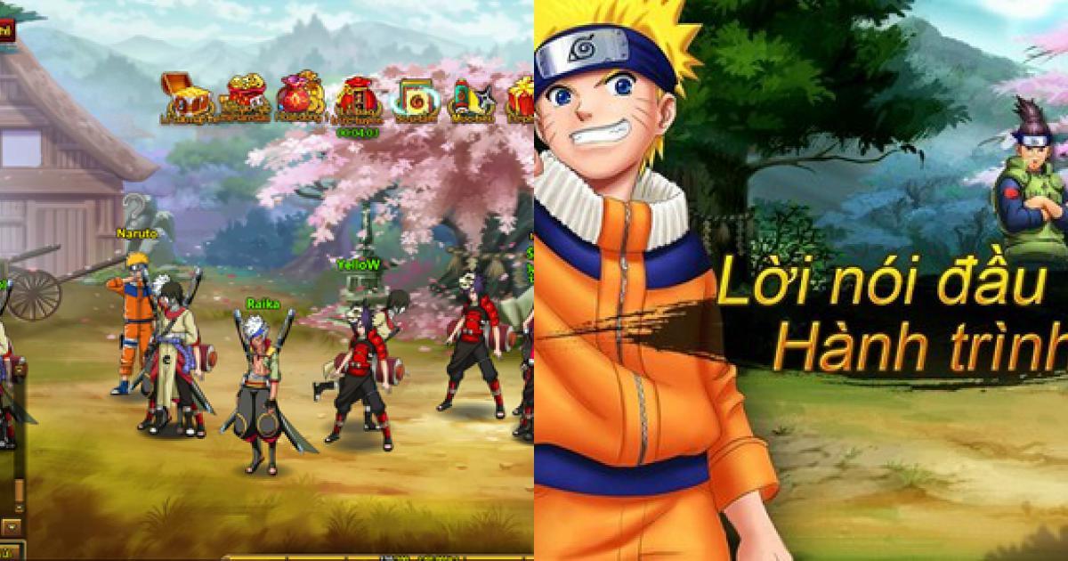 Cuộc chiến giữa các game Naruto sẽ nghiêng về bên nào - Game online