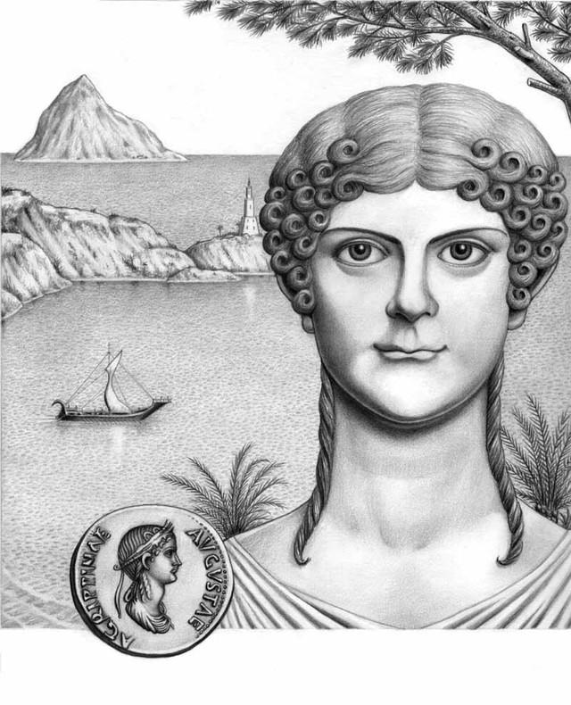 Người đàn bà xinh đẹp và tàn độc nhất lịch sử La Mã