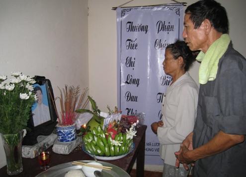Gia đình sản phụ trong nỗi đau trùng tang - Hình 2