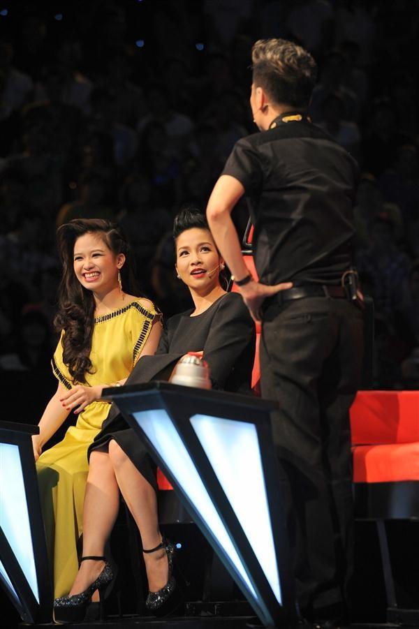 Mỹ Linh trả lời vụ Dương Hoàng Yến bỏ The Voice - Hình 2