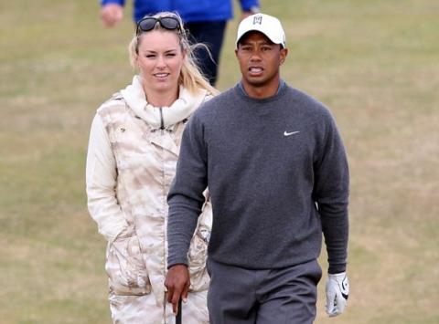 &'Nữ hoàng trượt tuyết' lừa dối Tiger Woods? - Hình 2