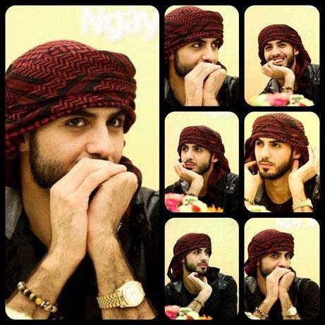 Thẫn thờ ngắm trai đẹp Ả Rập... nữ tính - Hình 2