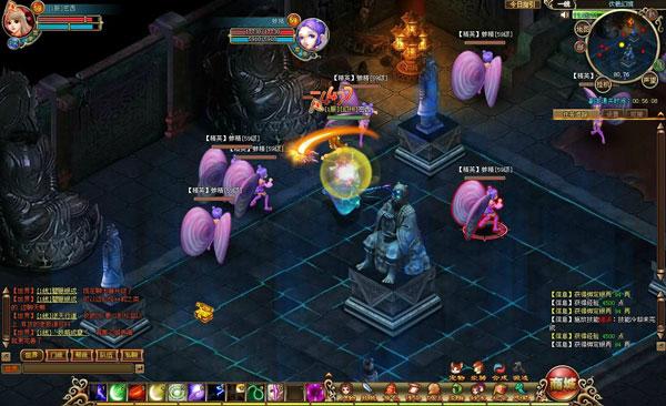 Thêm một webgame 2D mang tên Bát Tiên sắp về Việt Nam - Hình 2