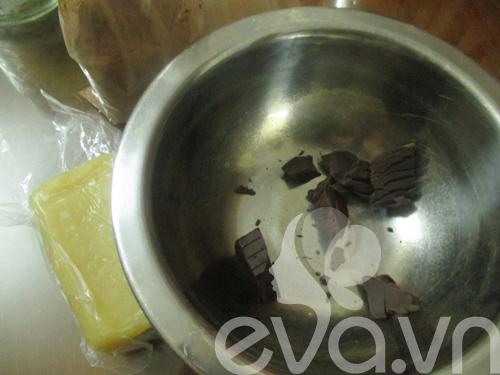 [Chế biến] - Bánh dẻo cuộn chocolate - Hình 2