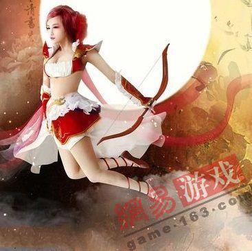 Người đẹp ngực khủng Vương Minh Minh trong vai nữ thần - Hình 2