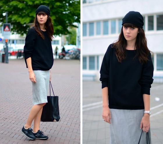 Trang phục dạo phố mùa thu cho cô nàng cá tính - Hình 1