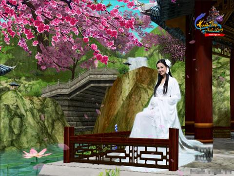 Mãn nhãn với bộ ảnh cosplay game HTAH của Mai Phương Thúy