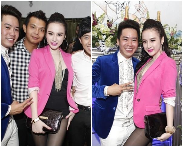 Angela Phương Trinh - Lý Nhã Kỳ ăn mặc xấu nhất tuần qua - Hình 2