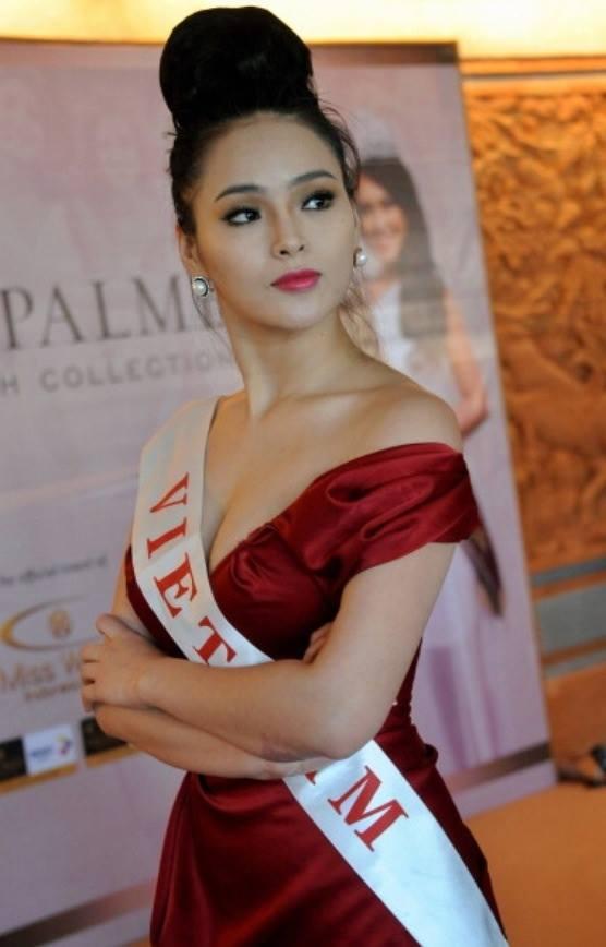 Lễ khai mạc Miss World 2013 bị chê tơi tả - Hình 1