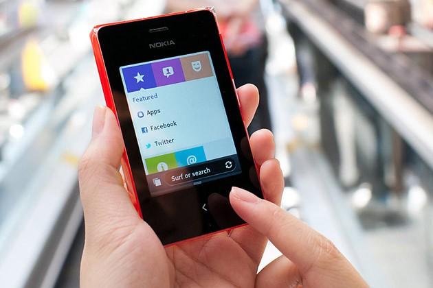 Nokia bán Asha 500, 503 hai SIM tại VN giá 1,5 và 1,9 triệu