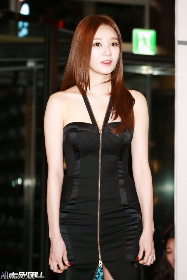 Những hình ảnh gợi cảm của Kang MinKyung (Davichi)