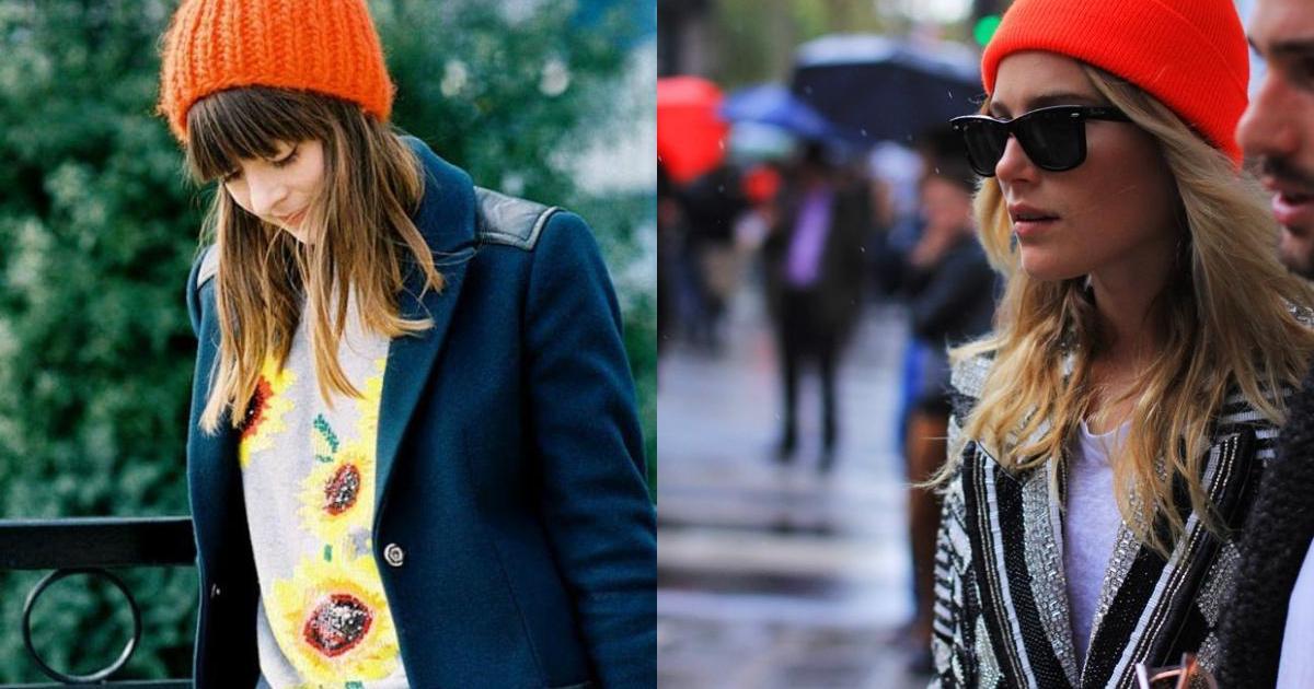 Bạn chọn kiểu mũ len nào đón xuân?