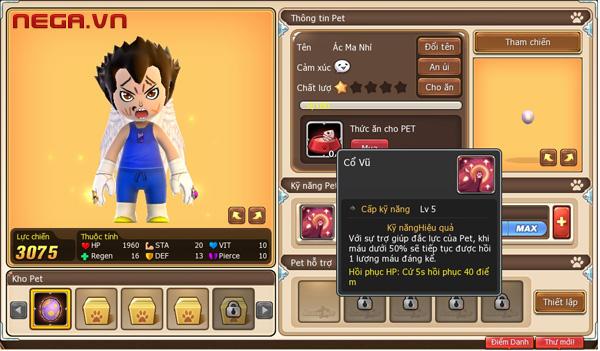Avatar Star làm game thủ sửng sốt với phiên bản Thú Cưng Đại Chiến - Hình 2