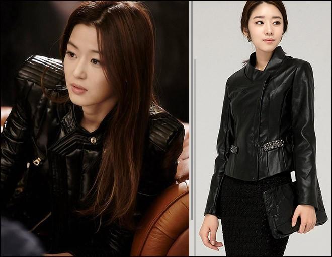 Mặc đẹp như Jeon Ji Hyun và Kim Soo Hyun trong phim